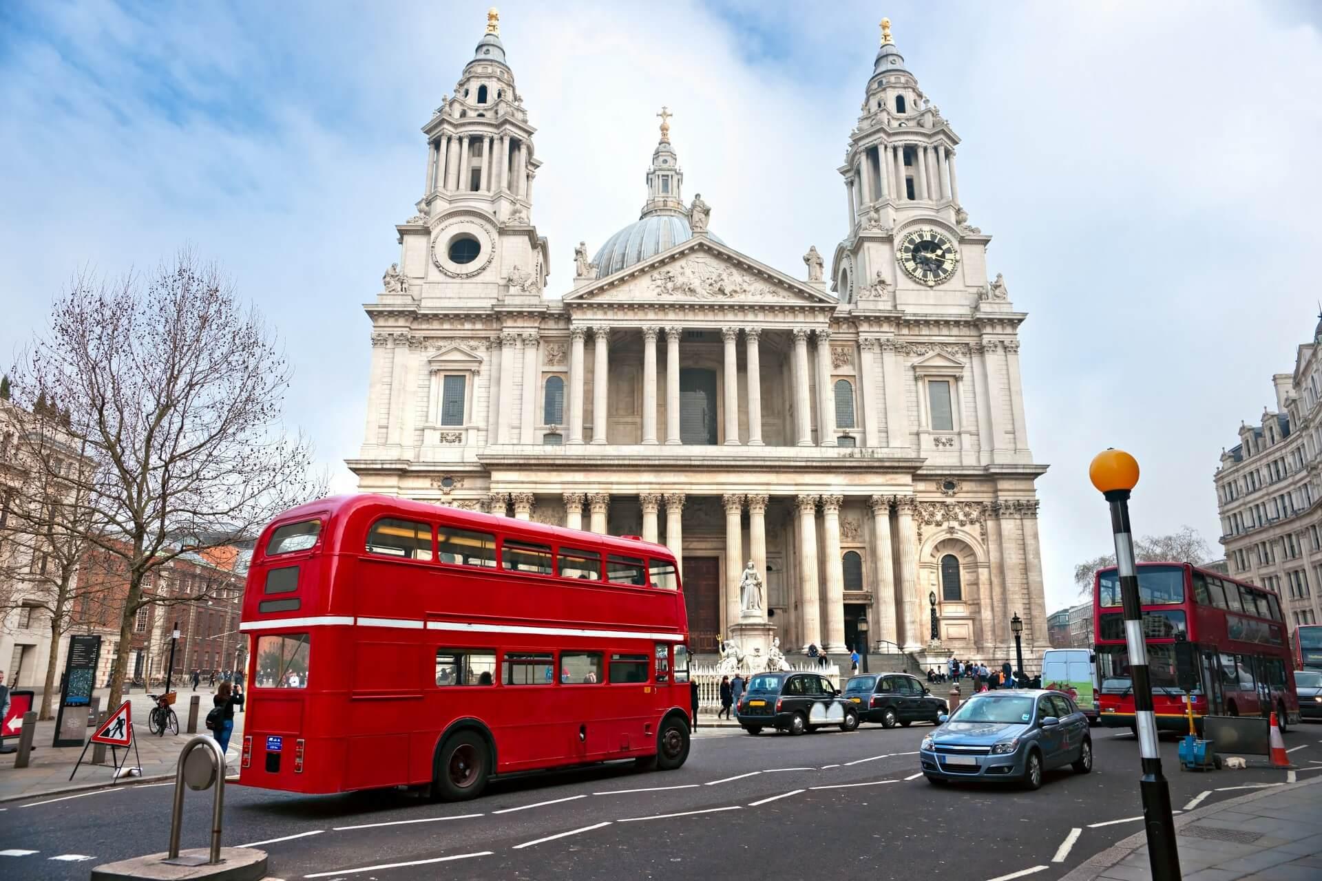 Tours Around London England